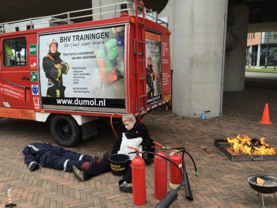 BHV trainingen van Top BHV in regio Amsterdam of bij u op locatie