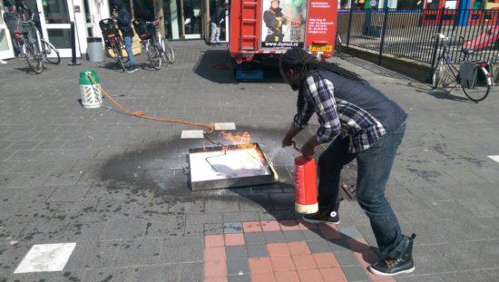 Brandblussen