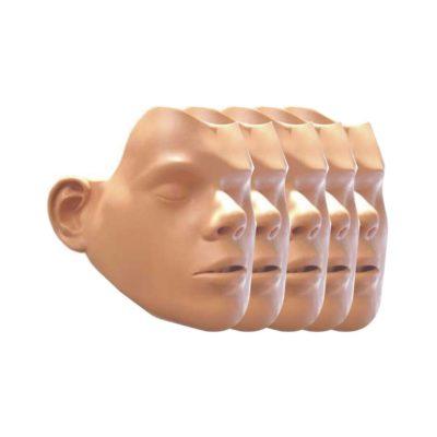 ambu gelaatmaskers 5 stuks