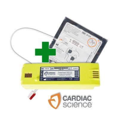 cardiac science voordeelset