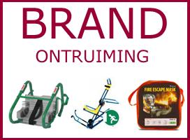 Brand / Ontruiming