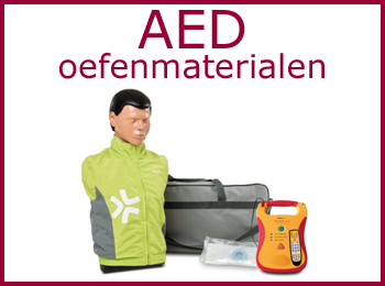 AED oefenmateriaal