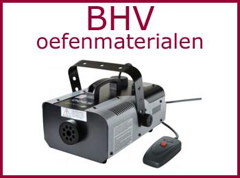 BHV oefenmaterialen